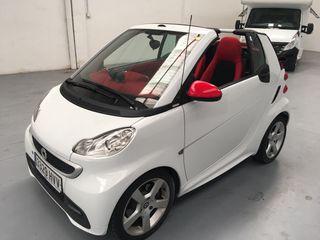 smart fortwo cabrio Ushuaia Autom. 84 cv