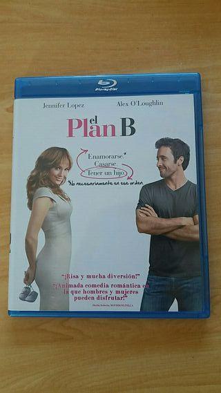 El plan B bluray