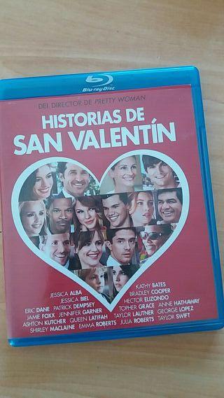 Historias de San valentin Bluray