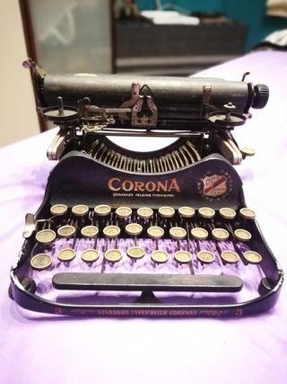 maquina escribir Corona 3