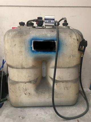 Deposito de gasoil 1500litros