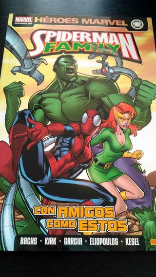 Spiderman Family #2 2009 - Con amigos como estos