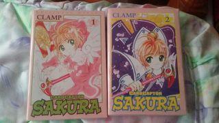 Cómic manga Sakura Card Captor