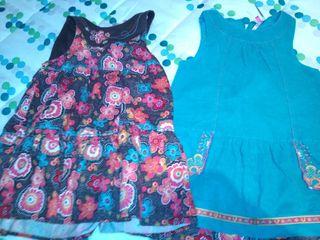 lote vestidos talla 2