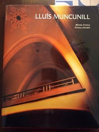 Llibre, Lluis Muncunill arquitecte