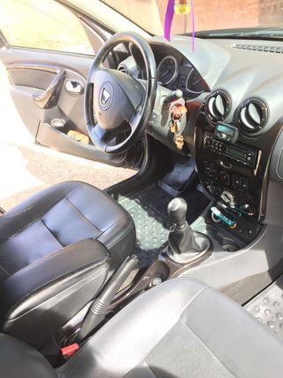 Dacia Duster 4x4 dci 1500 año 2011