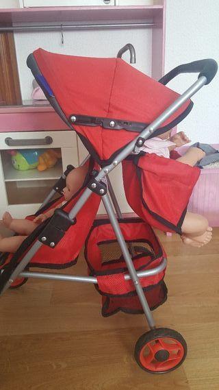 silla bebe juguete