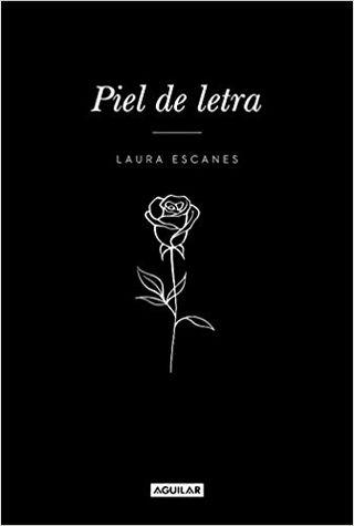 Piel de letra de Laura Escanes