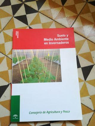 Manual de suelo y medio ambiente en invernaderos