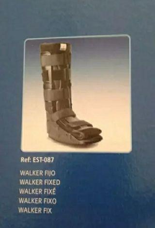bota ortopedica fija