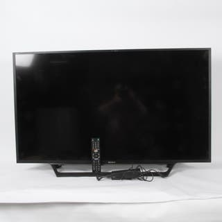 "TELEVISOR DE 48"" SONY KDL-48WD650 E317879"