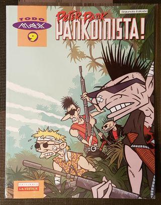 TODO MAX nº 9. PETER PANK. PANKDINISTA. La Cupula