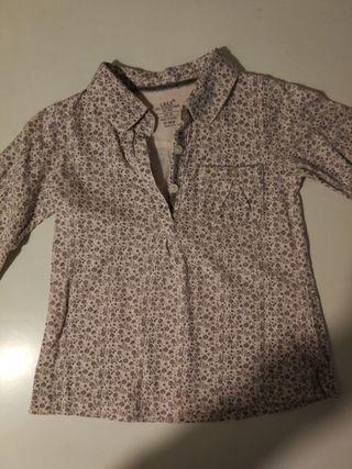 Camisa niña