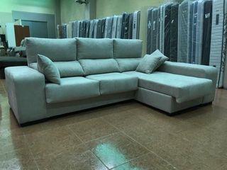 Sofá chaise longue AFRICA