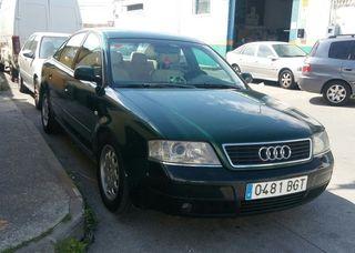 Audi A6 2001 con todos los extras.