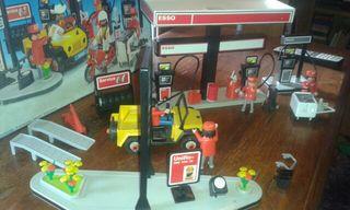 gasolinera playmobil 3434