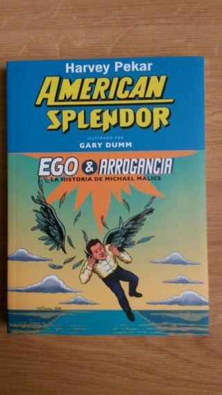 Novela gráfica American Splendor
