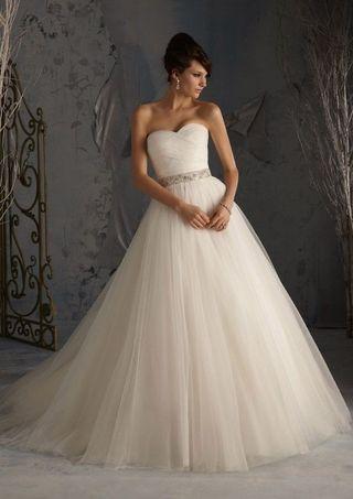 Vestidos novia estilo princesa