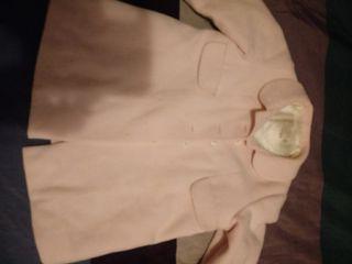 chaqueta rosa 12 meses