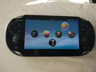 Playstation vita + 3 juegos