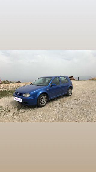 Volkswagen Golf 2001 muy muy cuidado pocos km