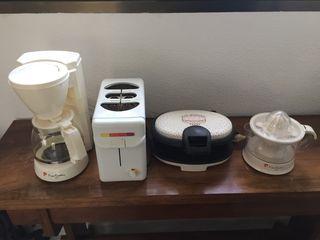 Lote pequeño electrodoméstico