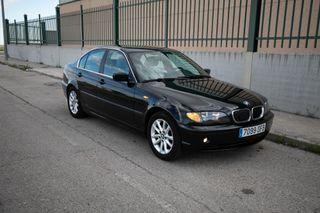 BMW Serie 3 pocos kms, un propietario
