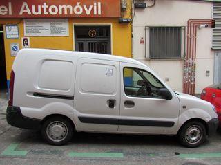 Nissan Kubistar con Isotermo