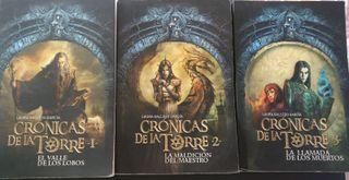 Pack de crónicas de la torre