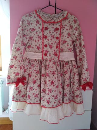 vestido talla 10 años