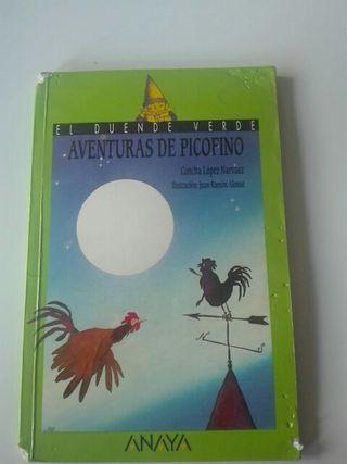 libro Aventuras de Picofino