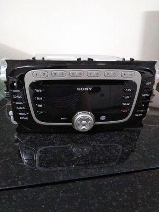 Radio Sony para Ford