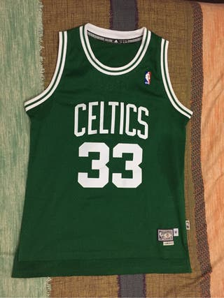 Camiseta nba celtics bird adidas Talla M