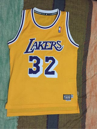 Camiseta nba Johnson Lakers Talla M