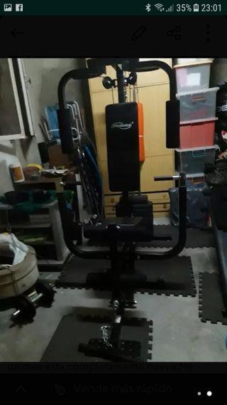 Maquina Gym