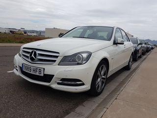 Mercedes-benz Clase C 200 - Avantgarde-Automático