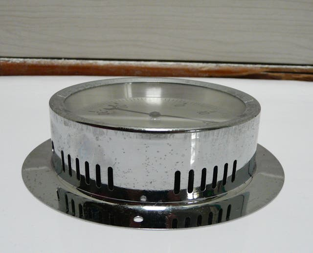 thermomètre Haenni diamètre 13 cm x 3,5 cm