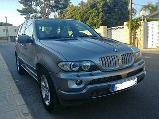 BMW X5 restiling