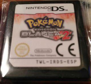 Juego DS - Pokemon Blanca 2