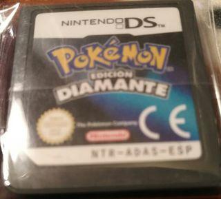 Juego DS - Pokemon Diamante