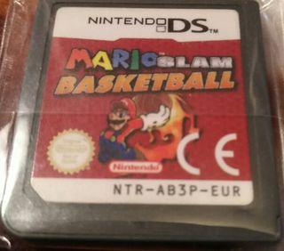 Juego DS - Mario Slam Basketball