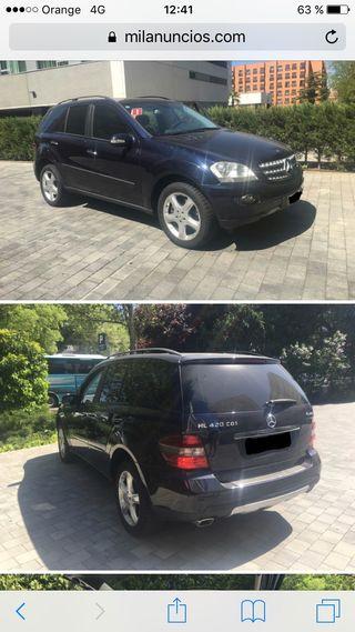 Mercedes-benz Clase Ml 420