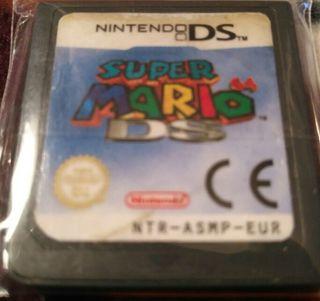 Juego DS - Super Mario 64