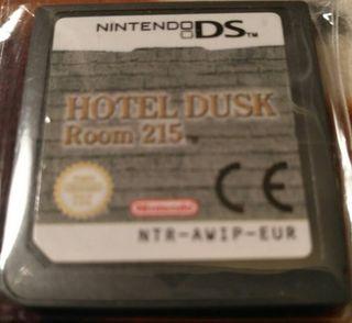 Juego DS - Hotel Rusk Room 215