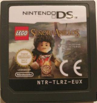 Juego DS - Lego el Señor de los Anillos