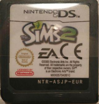 Juego DS - Los Sims 2