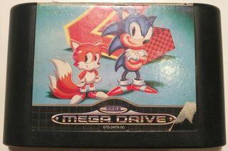 Juego Megadrive - Sonic 2