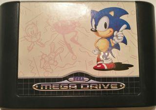 Juego Megadrive - Sonic
