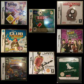 20 Juegos DS