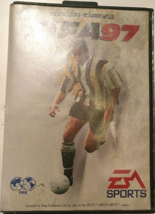 Juego Megadrive - FIFA 97
